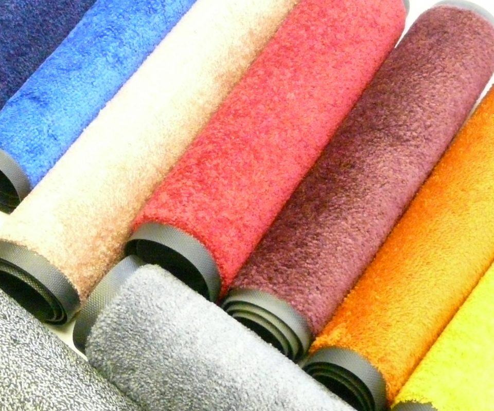 Test d'efficacité des tapis ARTEX en vidéo